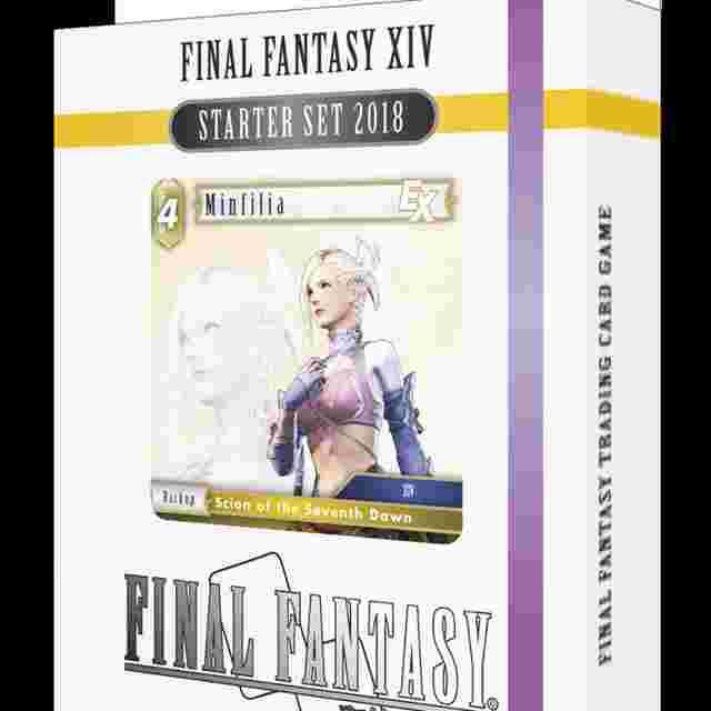 Screenshot for the game FINAL FANTASY TRADING CARD GAME STARTER DECK: FINAL FANTASY XIV [FFTCG]