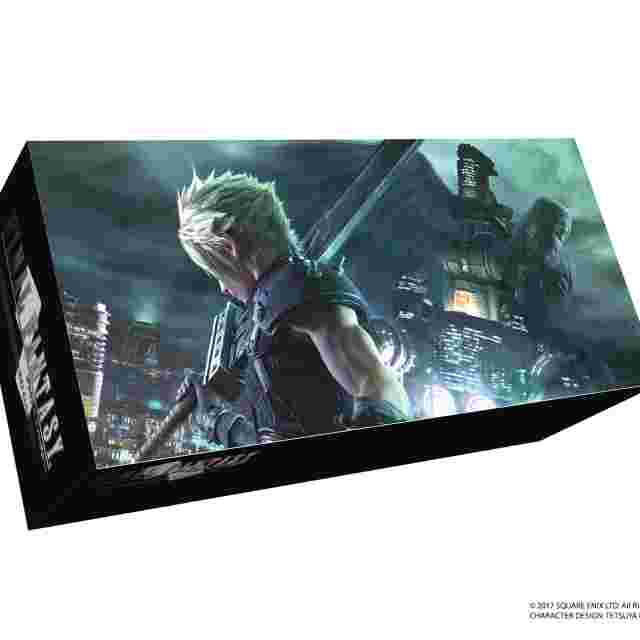 Screenshot for the game FINAL FANTASY TRADING CARD GAME STORAGE BOX - FINAL FANTASY VII REMAKE