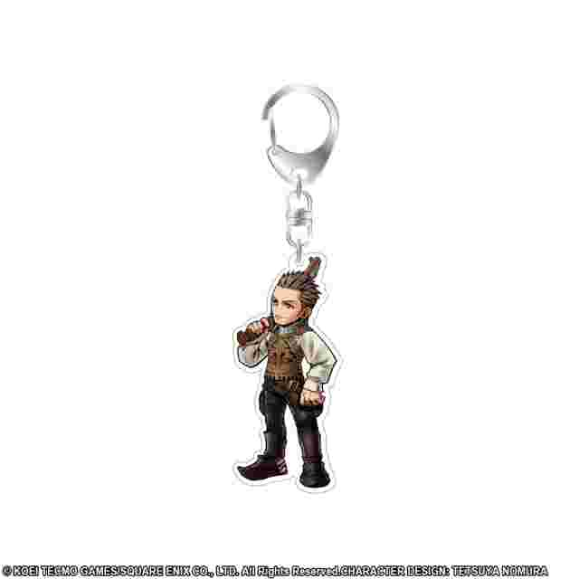 Screenshot for the game DISSIDIA FINAL FANTASY Acrylic Keychain Balthier