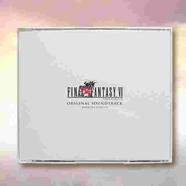 Screenshot for the game Final Fantasy VI Original Soundtrack - Remaster Version [Music Disc]