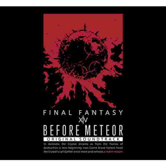 Screenshot for the game BEFORE METEOR FINAL FANTASY® XIV ORIGINAL SOUNDTRACK [BLU-RAY]