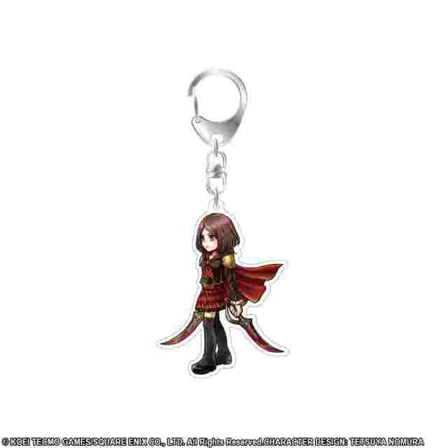Screenshot for the game DISSIDIA FINAL FANTASY Acrylic Keychain Rem