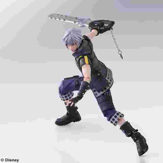 Screenshot des Spiels KINGDOM HEARTS III BRING ARTS RIKU