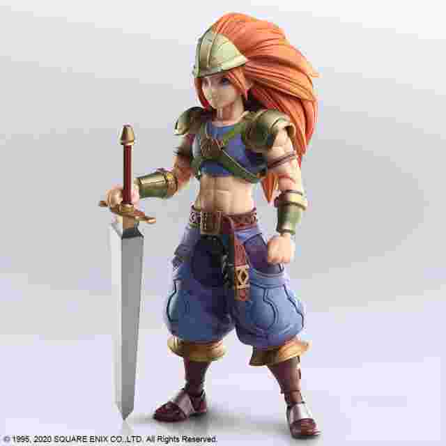Screenshot des Spiels TRIALS OF MANA BRING ARTS ACTION FIGURE - DURAN & ANGELA