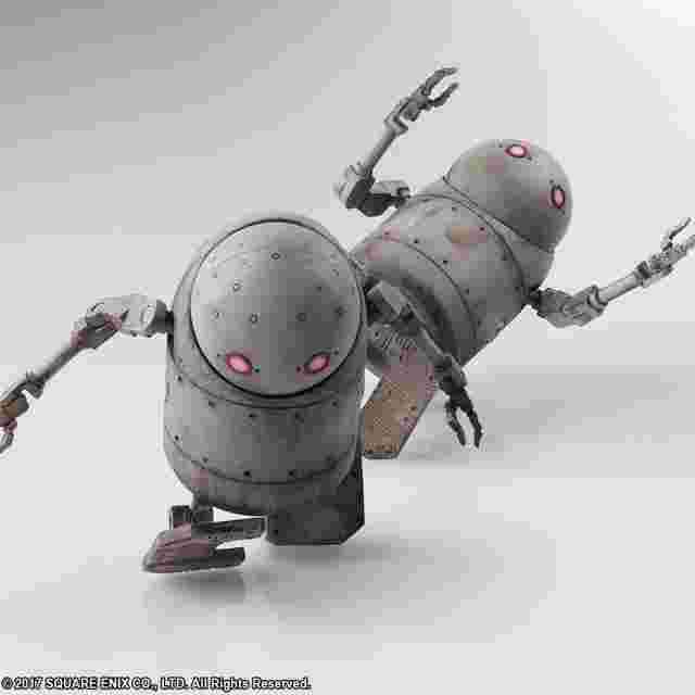 Screenshot for the game NieR:Automata BRING ARTS Machine Lifeform Set