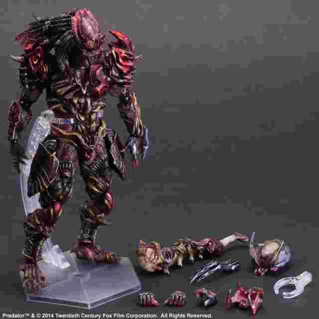 Screenshot for the game PREDATOR VARIANT PLAY ARTS KAI [Predator]