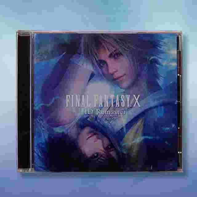 Capture d'écran du jeu Final Fantasy X HD Re-master Original Soundtrack [Blu-ray] [Music Disc]