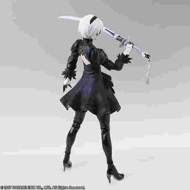 Screenshot des Spiels NieR:Automata™ BRING ARTS™ YoRHa No.2 Type B