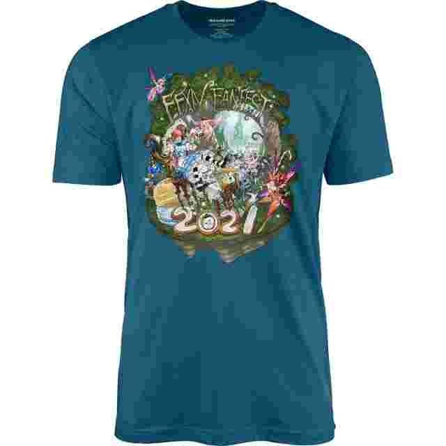 Screenshot for the game FINAL FANTASY XIV FAN FEST 2021 T-Shirt - WHIMSY (M)