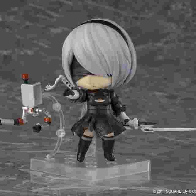 Screenshot for the game Nendoroid NieR:Automata® 2B (YoRHa No. 2 Type B)