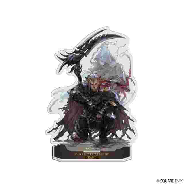 Screenshot for the game FINAL FANTASY XIV Acrylic Job Stand - REAPER
