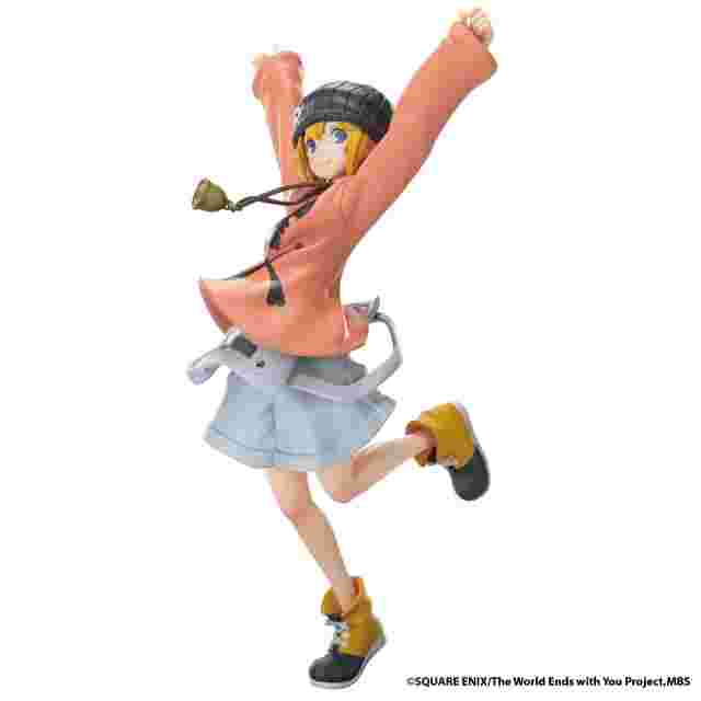 Screenshot for the game THE WORLD ENDS WITH YOU THE ANIMATION FIGURE - RHYME
