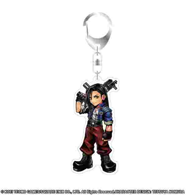 Screenshot for the game DISSIDIA FINAL FANTASY Acrylic Keychain Laguna