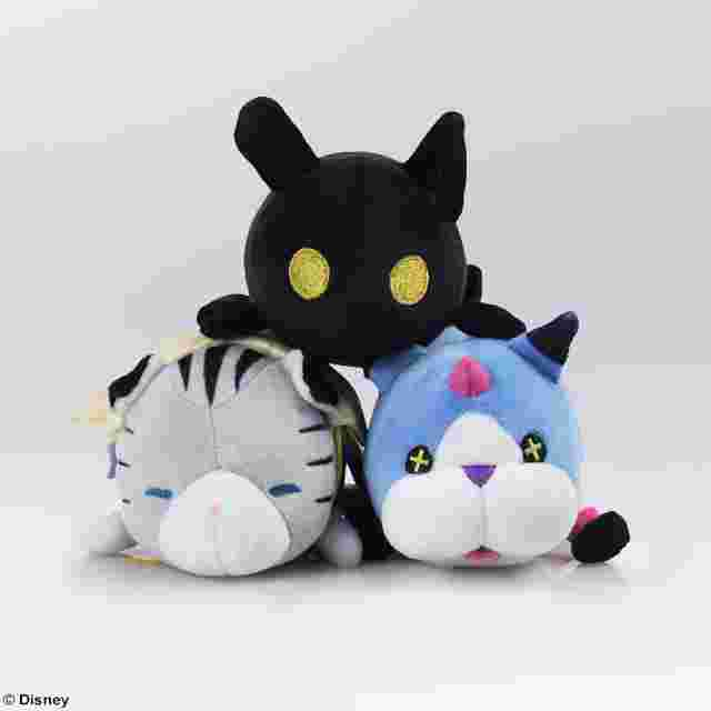 Screenshot for the game KINGDOM HEARTS Laying Plush - Meow Wow
