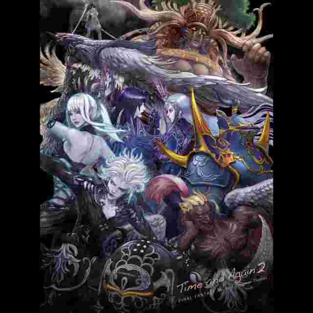 Capture d'écran du jeu Time and Again 2: FINAL FANTASY XIV Raid Dungeon Themes