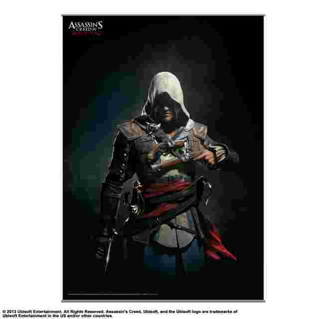 Capture d'écran du jeu WALLSCROLL POSTER ASSASSIN'S CREED IV BLACK FLAG - VOL 2