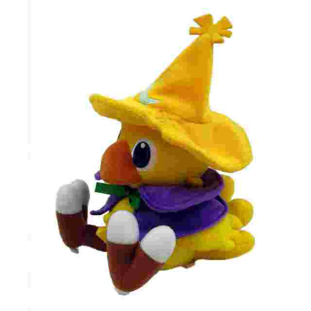 Screenshot for the game FINAL FANTASY® PLUSH CHOCOBO (BLACK MAGE) [PLUSH]