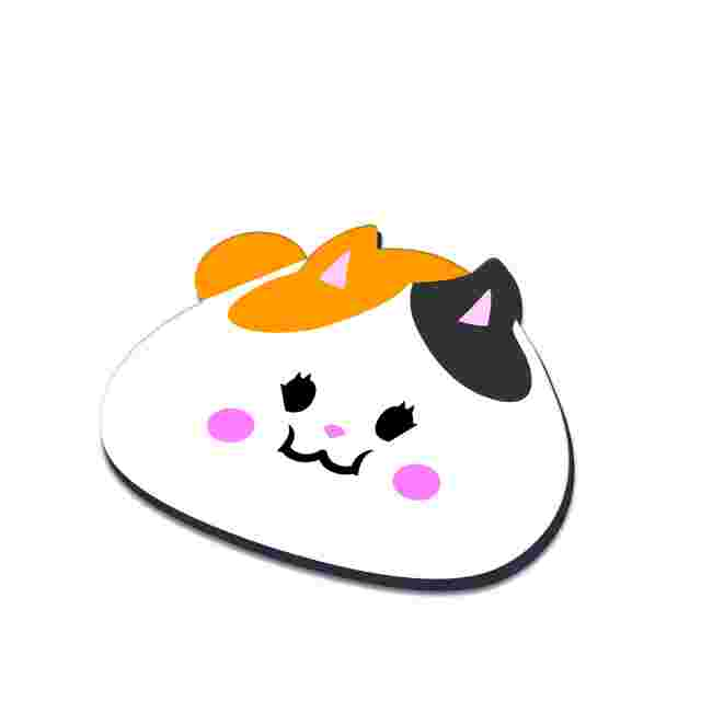 Screenshot for the game FINAL FANTASY XIV Compact Card Mirror Fat Cat