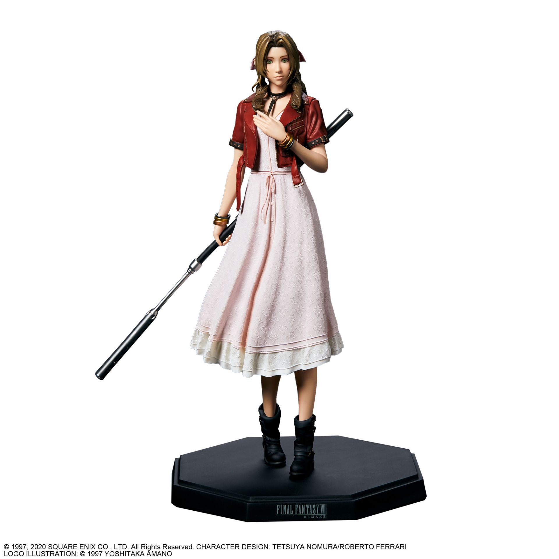 square Enix Final Fantasy VII Remake PLAY ARTS Aerith Gainsbourg PSL Limited JP