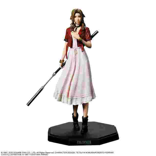 Screenshot for the game FINAL FANTASY® VII REMAKE Statuette: Aerith Gainsborough