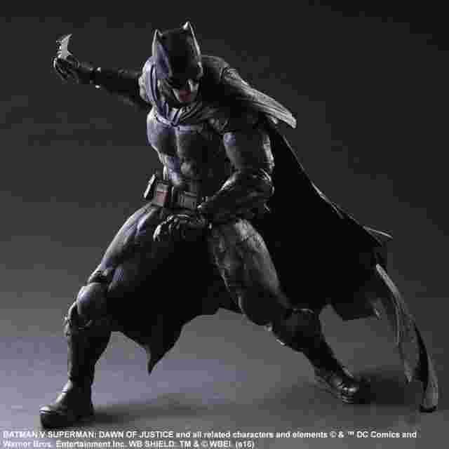 Capture d'écran du jeu Batman v Superman: Dawn of Justice [Batman]