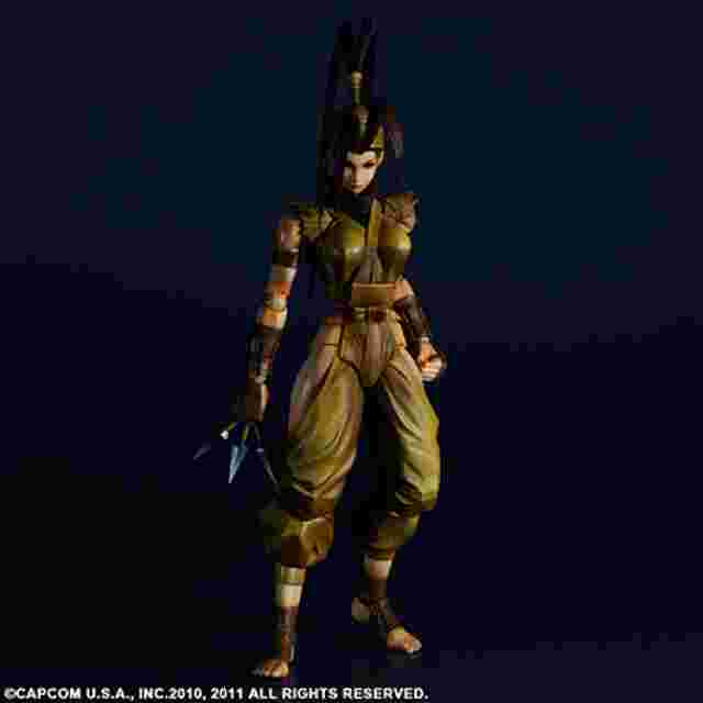 Screenshot des Spiels SUPER STREET FIGHTER IV Play Arts Kai Vol.3 [Ibuki]