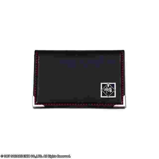Captura de pantalla del juego FINAL FANTASY VII Business Card Holder - Shin-Ra Company
