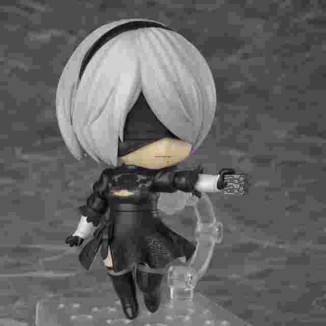 Screenshot for the game NENDOROID NIER:AUTOMATA 2B (YORHA NO. 2 TYPE B)