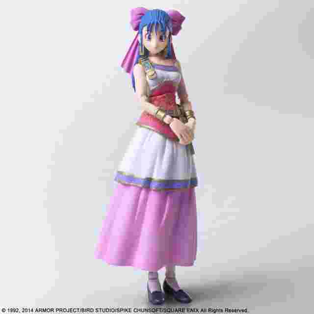 Capture d'écran du jeu DRAGON QUEST V HAND OF THE HEAVENLY BRIDE BRING ARTS - NERA
