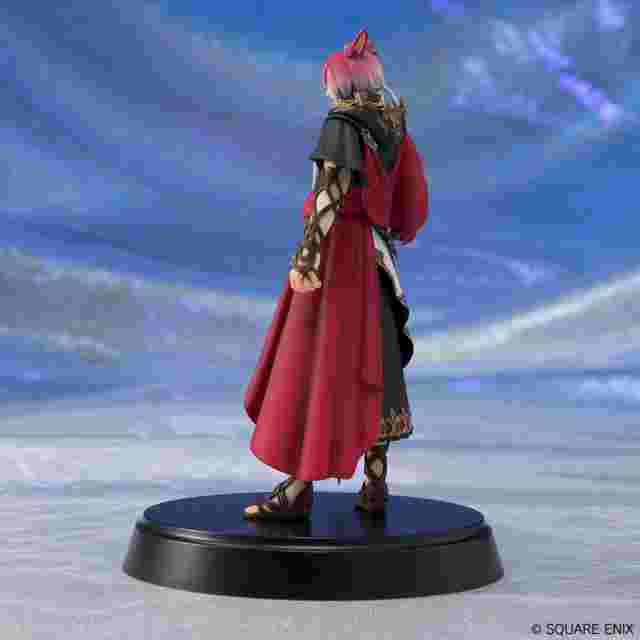 Screenshot for the game FINAL FANTASY XIV Figure - The Crystal Exarch