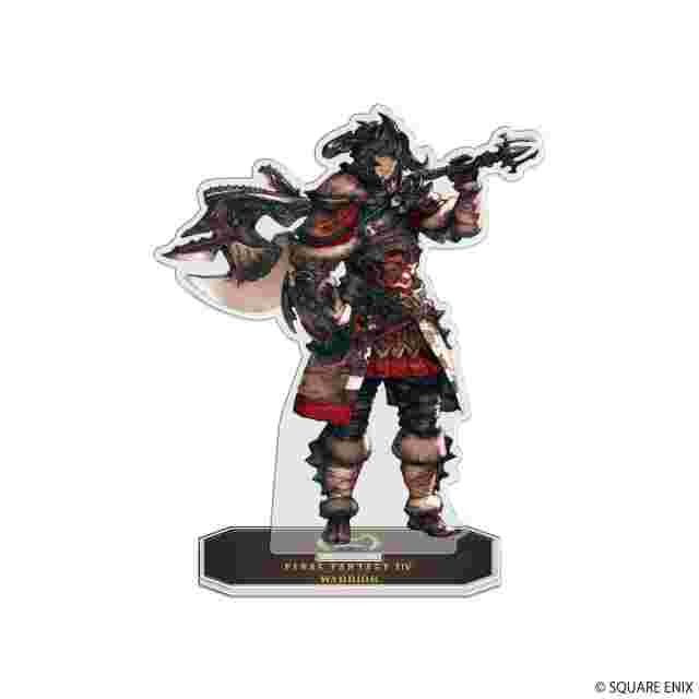 Screenshot for the game FINAL FANTASY XIV Acrylic Job Stand - Warrior
