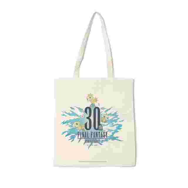 Screenshot for the game FINAL FANTASY 30th Anniversary Tote Bag