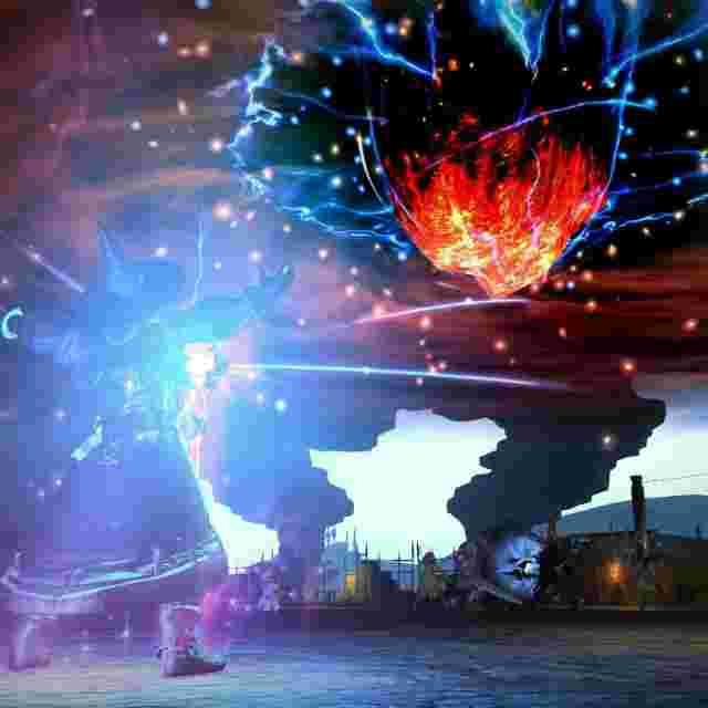 Capture d'écran du jeu FINAL FANTASY® XIV STARTER EDITION