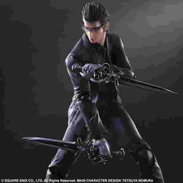 Screenshot des Spiels FINAL FANTASY XV: PLAY ARTS KAI - Ignis