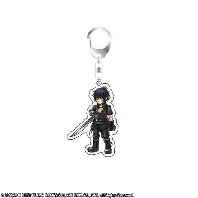 Screenshot for the game DISSIDIA FINAL FANTASY Acrylic Keychain Noctis