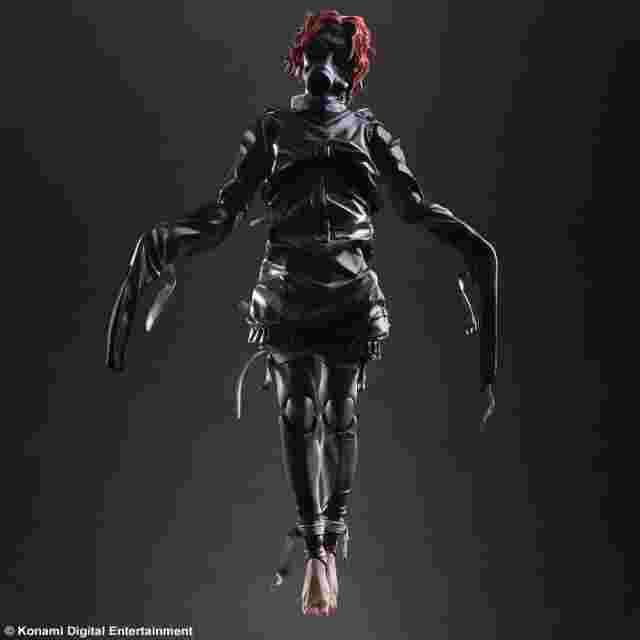 Screenshot for the game METAL GEAR SOLID V THE PHANTOM PAIN PLAY ARTS KAI [Tretij Rebenok]