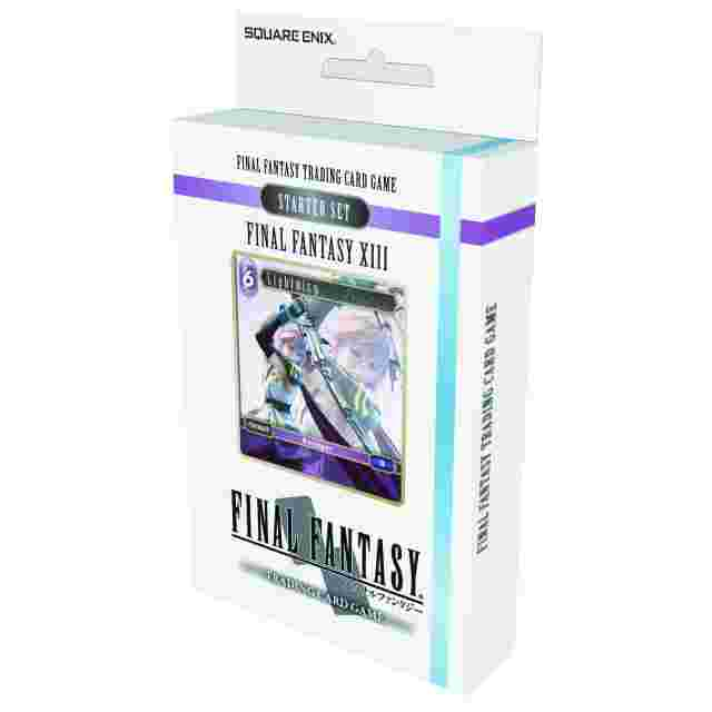 Screenshot for the game FINAL FANTASY TRADING CARD GAME STARTER DECK: FINAL FANTASY XIII [FFTCG]