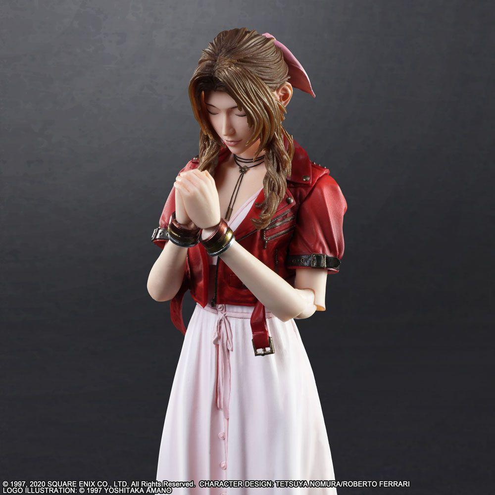 Play Arts Kai Final Fantasy VII Remake Aerith Gainsborough V.2 Pre-order!