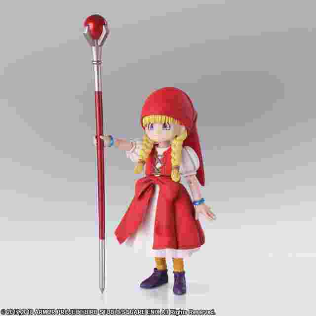 Screenshot for the game DRAGON QUEST ® XI: Echoes of an Elusive Age™ BRING ARTS™ Veronica & Serena [ACTION FIGURE]