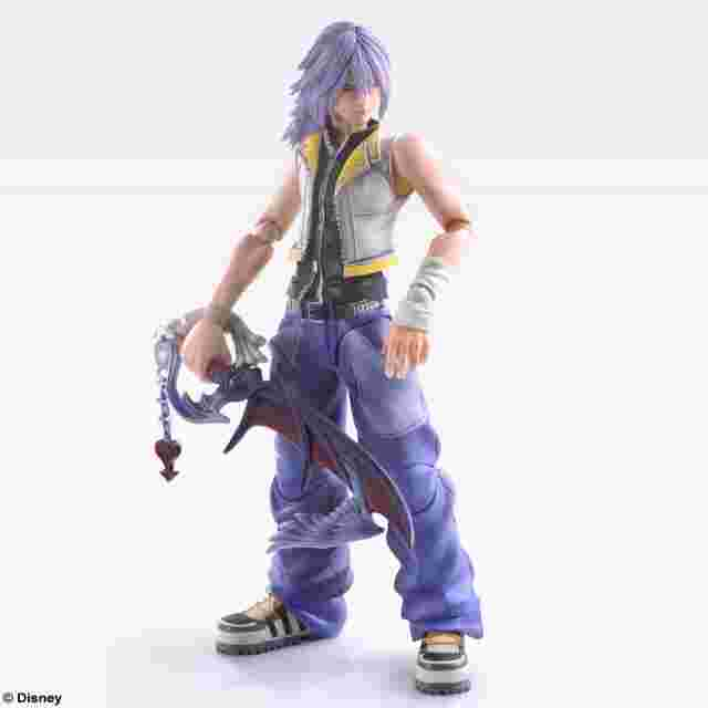 Screenshot des Spiels KINGDOM HEARTS II PLAY ARTS KAI - Riku