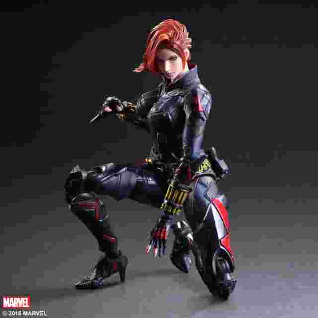 Screenshot for the game Marvel Universe VARIANT PLAY ARTS KAI [Black Widow]