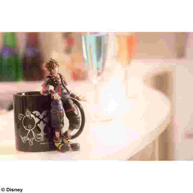 Screenshot des Spiels KINGDOM HEARTS III BRING ARTS - Sora