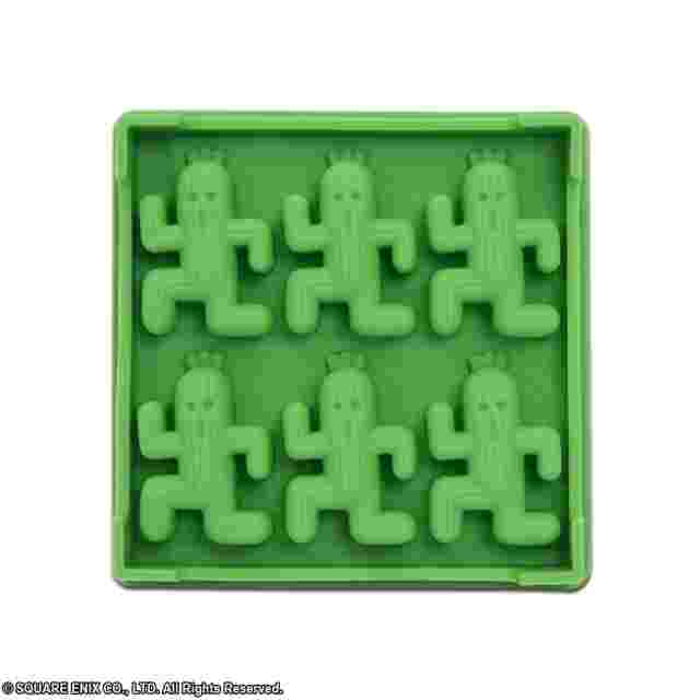 Screenshot for the game FINAL FANTASY Silicone Ice Tray - CACTUAR