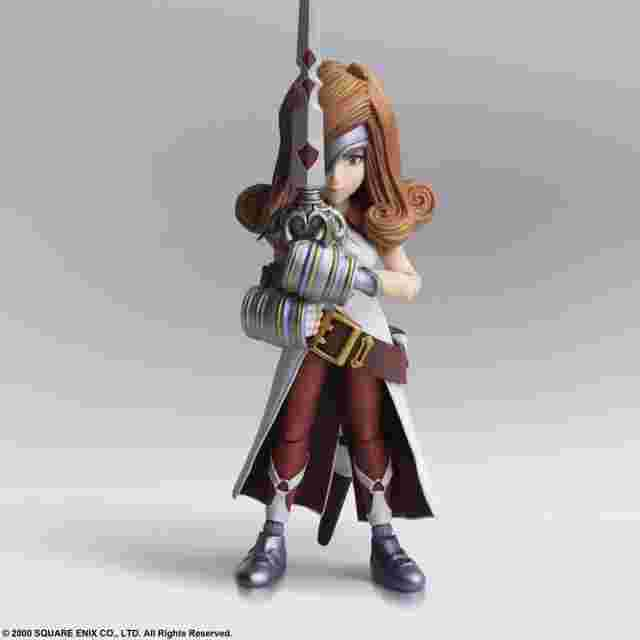 Screenshot for the game FINAL FANTASY IX BRING ARTS™ Freya Crescent & Beatrix [ACTION FIGURE]