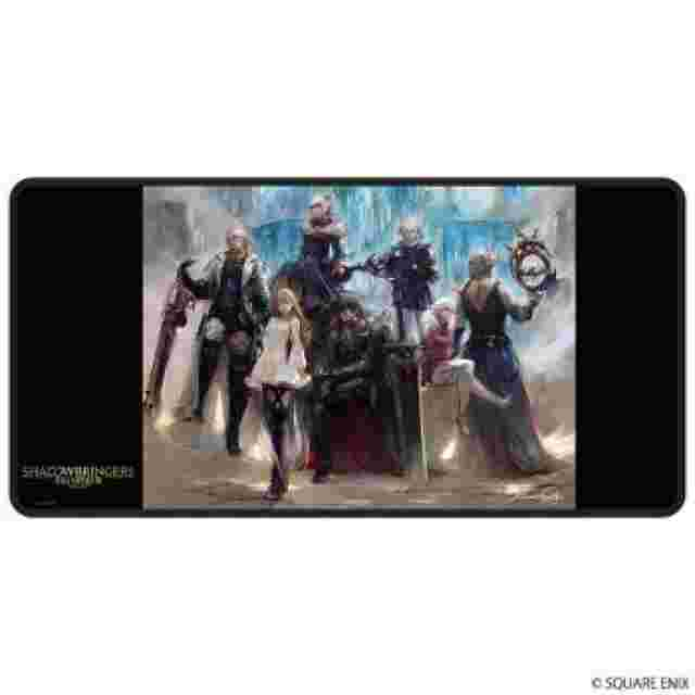 Screenshot for the game FINAL FANTASY XIV GAMING MOUSE PAD - BRINGERS OF SHADOW