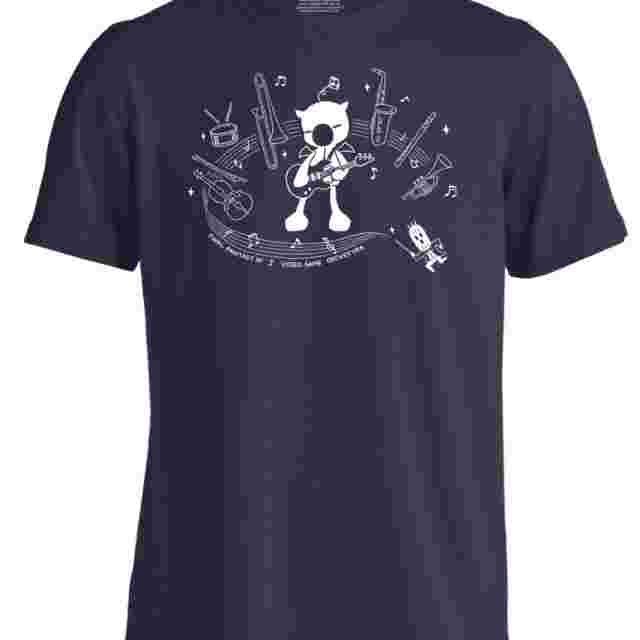 Screenshot for the game FINAL FANTASY XV CONCERT T-SHIRT: L [APPAREL]