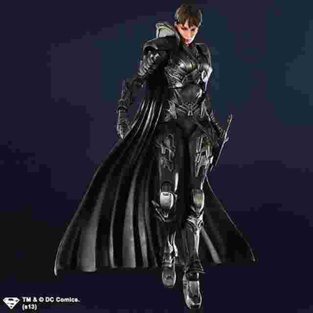 Screenshot for the game MAN OF STEEL PLAY ARTS KAI [Faora-Ul]