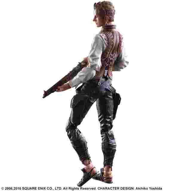 Screenshot des Spiels Figurine FINAL FANTASY XII Play Arts Kai [Balthier]