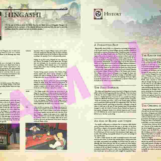 Screenshot for the game ENCYCLOPAEDIA EORZEA: THE WORLD OF FINAL FANTASY XIV [VOLUME 2]