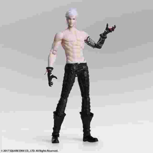 Screenshot for the game NieR:Automata™ BRING ARTS™ Adam & Eve Set [ACTION FIGURE]